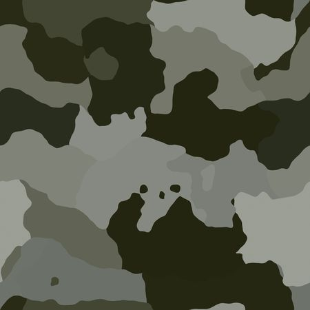 stealth: Camouflage pattern, graphic wallpaper texture design in various colors