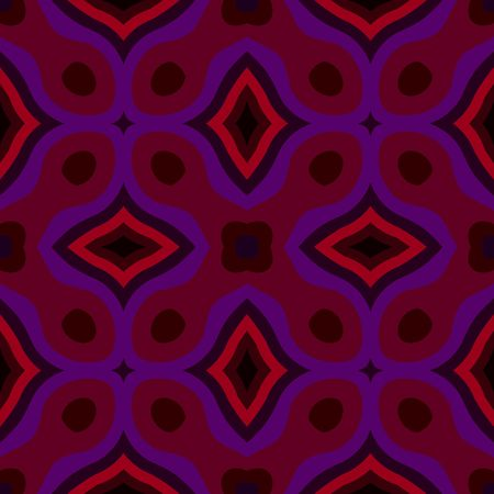 Colorful abstract retro patterns geometric design wallpaper background Stock Photo - 4742918