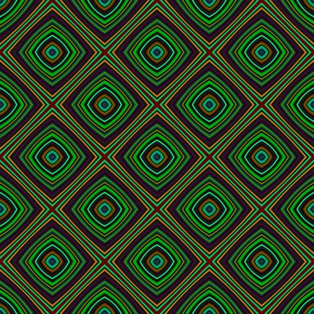 Colorful abstract retro patterns geometric design wallpaper background Stock Photo - 4742950