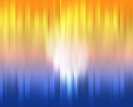 Glowing streaks of light, abstract background illustration illustration