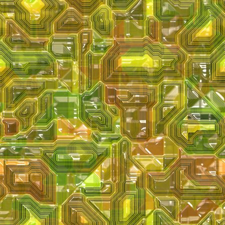 nexus: Abstract high tech circuitry background wallpaper illustration