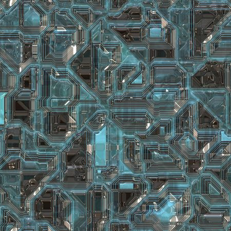 Abstract high tech circuitry background wallpaper illustration illustration