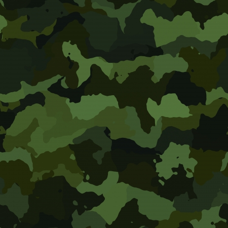 army camo: Camouflage pattern, graphic wallpaper texture design in various colors