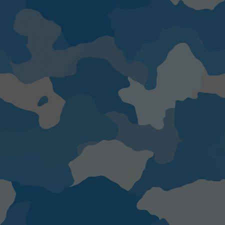Camouflage pattern, graphic wallpaper texture design in various colors photo