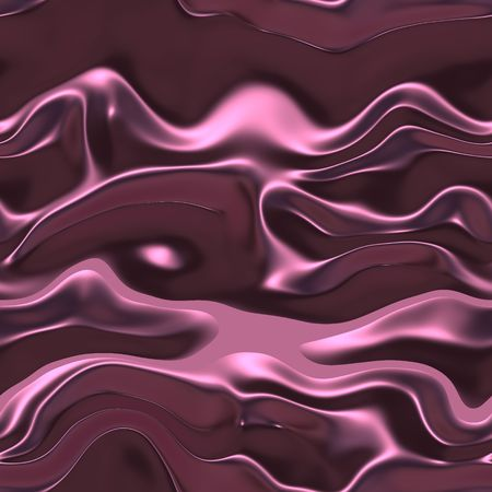 Silk fabric texture, smooth satin cloth surface photo