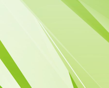 Abstract wallpaper background illustration of smooth flowing colors Stock Illustration - 5158389