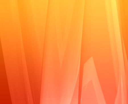 Abstract wallpaper background illustration of smooth flowing colors Stock Illustration - 5158374