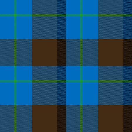 Scottish tartan plaid material pattern texture design Stock Photo - 5158599