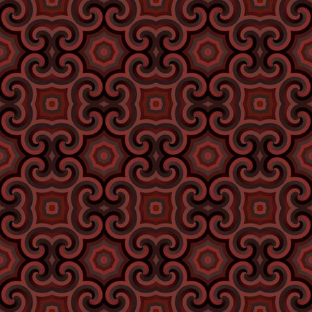 Colorful abstract retro patterns geometric design wallpaper background photo