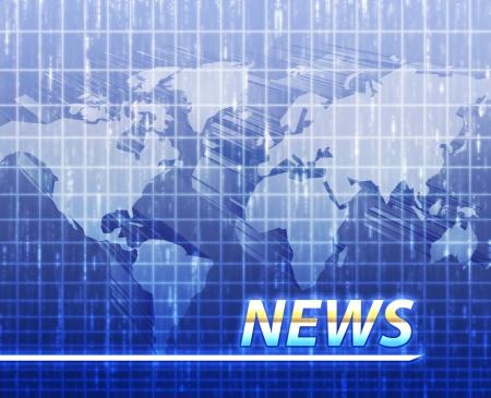 最新のニュース速報ニュース速報スプラッシュ画面お知らせイラスト 写真素材