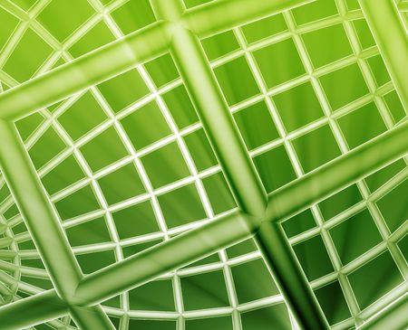 globe grid: Abstract globe grid wireframe sphere illustration background