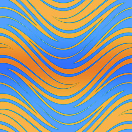 printed: Colorful abstract retro patterns geometric design wallpaper background