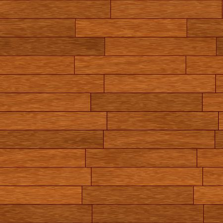 Wooden parquet flooring surface pattern texture seamless background Stock Photo - 5361074