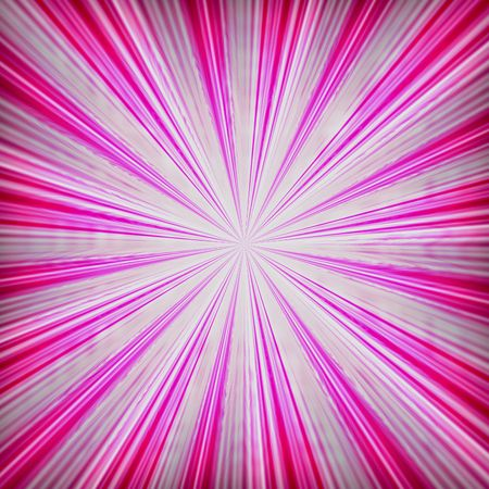 Radial zoom burst of energy, abstract background illustration illustration