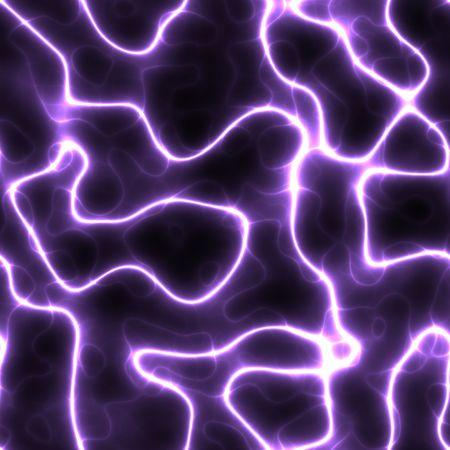 streak lightning: Abstract wallpaper illustration of wavy flowing electrical lightning