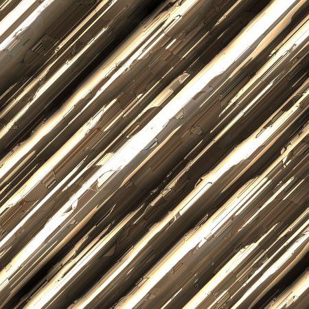 High tech crystalline metallic abstract geometric design illustration illustration