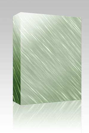 Software package box Brushed glossy metal surface, scratched texture background Stock Photo - 5560629