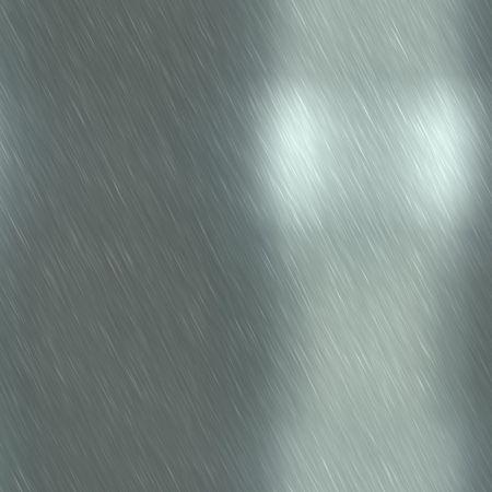 Brushed metal surface texture seamless background illustration Stock Illustration - 5640274