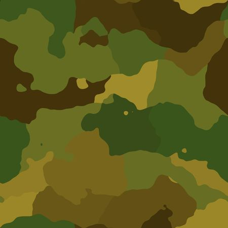 Camouflage pattern wallpaper texture background abstract illustration   illustration