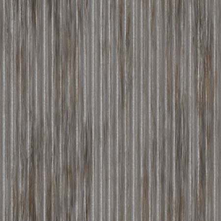 Corrugated metal ridged surface with corrosion seamless texture Stock Photo - 5641609