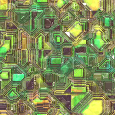 nexus: Abstract high tech circuitry technology background wallpaper illustration