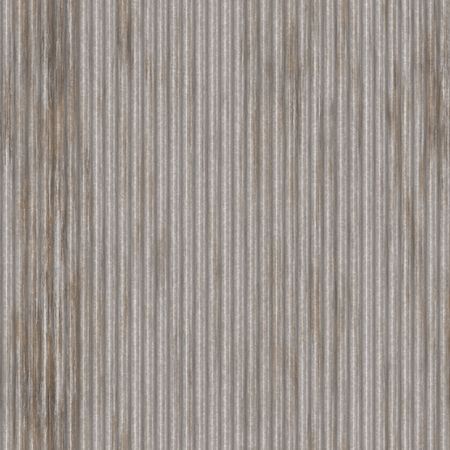 Corrugated metal ridged surface with corrosion seamless texture Stock Photo - 5685942