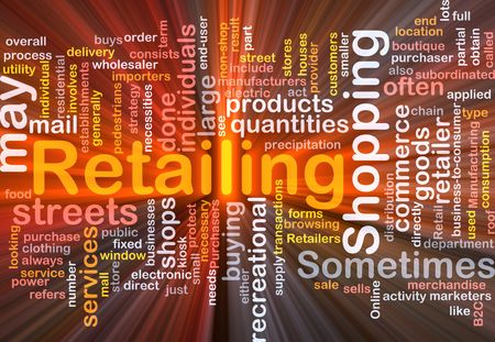 Software package box Word cloud concept illustration of retailing retail Stock Illustration - 5687920
