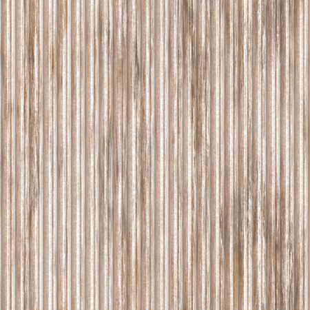 Corrugated metal ridged surface with corrosion seamless texture  Stock Photo - 5739198