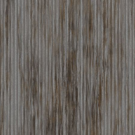 Corrugated metal ridged surface with corrosion seamless texture  Stock Photo - 5907418