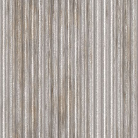Corrugated metal ridged surface with corrosion seamless texture Stock Photo - 5935212