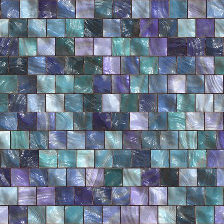 Colorful tiles pattern ceramic seamless background wallpaper Stock Photo - 5935278