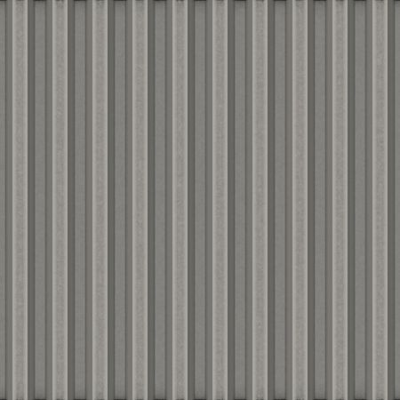 Corrugated metal surface with corrosion seamless texture Stock Photo - 5935284