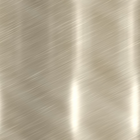 Brushed metal surface texture seamless background illustration Stock Illustration - 6153081