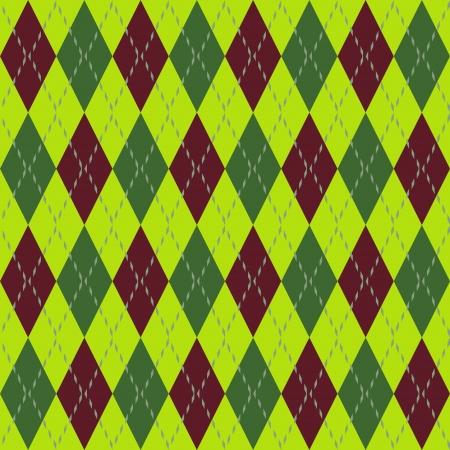 Argyle knit pattern seamless tiling background texture Stock Photo - 6164651