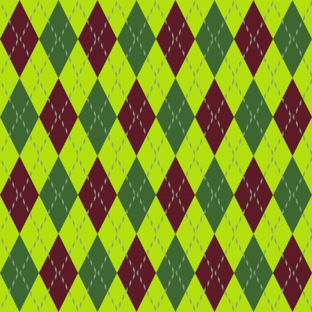 Argyle knit pattern seamless tiling background texture photo