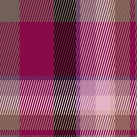 tartan plaid fabric pattern cloth woven background design photo