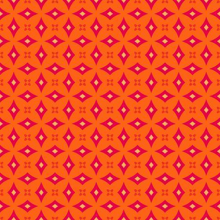 Colorful retro patterns geometric design vintage wallpaper seamless background Stock Photo - 6165230