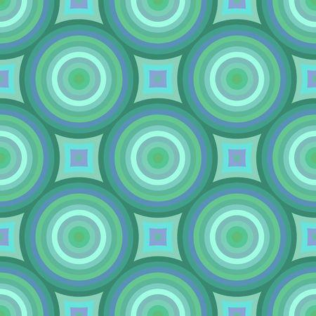 siebziger jahre: Bunte Retro Muster geometrische Design Vintage Hintergrundbild nahtlose Hintergrund