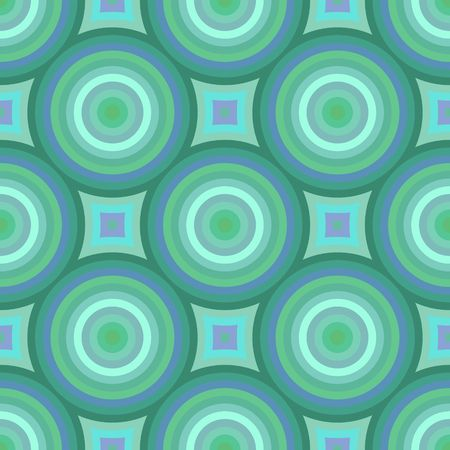 psychedelic background: Colorful retro patterns geometric design vintage wallpaper seamless background Stock Photo