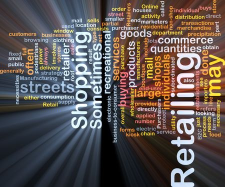 Software package box Word cloud concept illustration of retailing retail Stock Illustration - 6165588