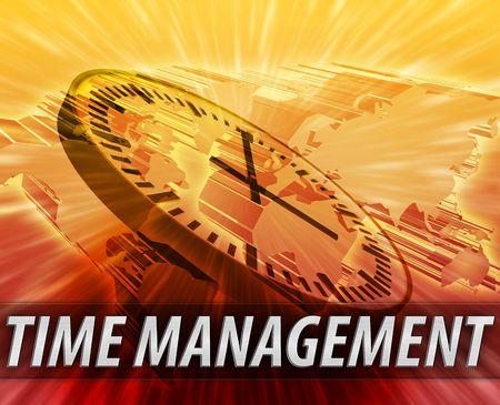 Fondo de concepto de gesti�n de mundo negocios internacionales tiempo log�stica  Foto de archivo - 6203284