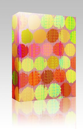 splotches: Software package box Paint splotches splashes rough abstract seamless background wallpaper