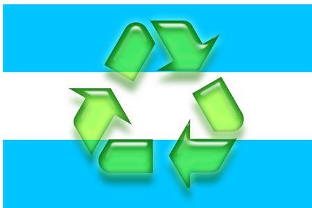 Flag Of Argentina National Symbol Illustration Clipart Eco