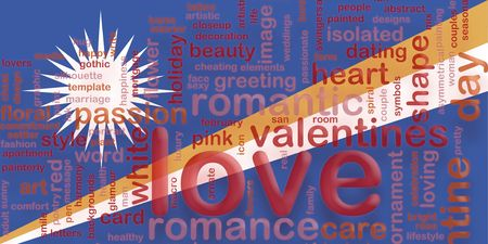 marshall: Flag of Marshall Islands, national country symbol illustration love romance