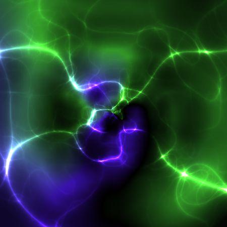 kosmos: Kosmische Energie glühendes Licht Raum Licht abstract background
