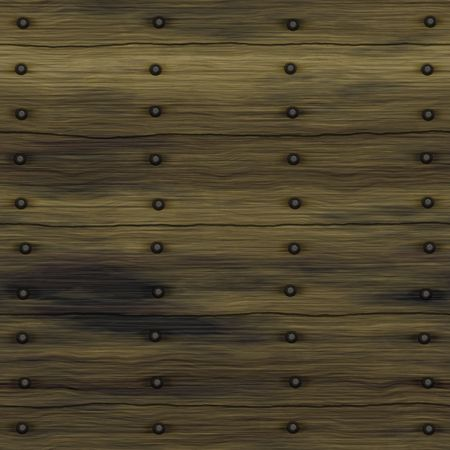 Old aged weathered wooden plank seamless texture background Stock Photo - 6314613