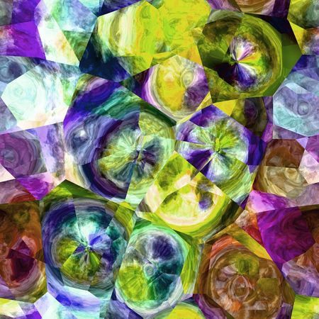 abstact: Colorful grunge abstact impressionist background wallpaper illustation