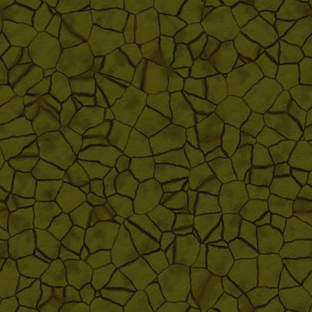parched: Cracked dry earth ground drought surface seamless texture Stock Photo
