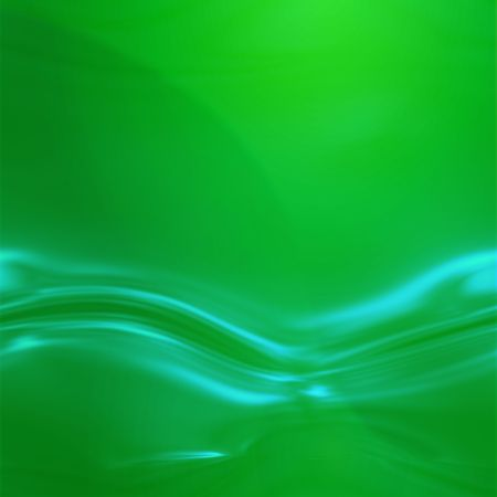 Abstract wallpaper illustration of wavy flowing energy and colors Stock Illustration - 6403679