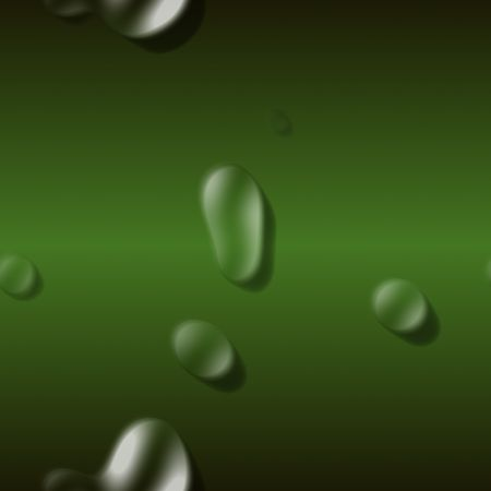 condense: Abstract background water droplets rain drops seamless texture Stock Photo